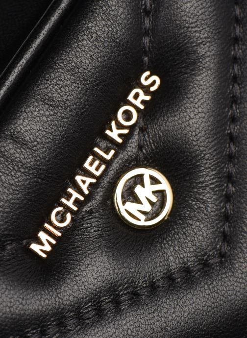 Sacs à main Michael Michael Kors JET SET CHARM MD CAMERA BAG Noir vue gauche