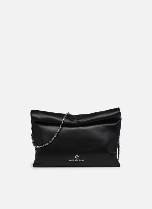 Bolsos de mano Michael Michael Kors LOLA LG LUNCH BAG XBODY Negro vista de detalle / par