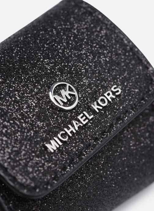 Marroquinería pequeña Michael Michael Kors TRAVEL ACCESSORIES CLIPCASE FOR AIRPODS Negro vista lateral izquierda