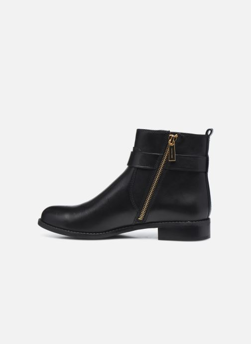 Bottines et boots Michael Michael Kors ABIGAIL FLAT BOOTIE Noir vue face