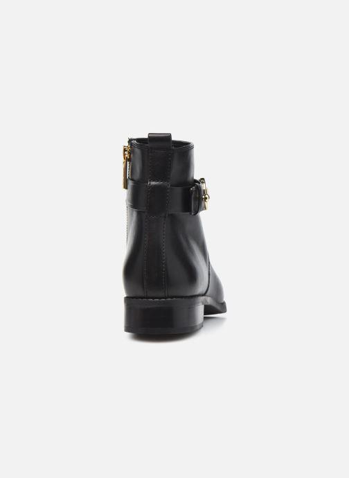 Bottines et boots Michael Michael Kors ABIGAIL FLAT BOOTIE Noir vue droite