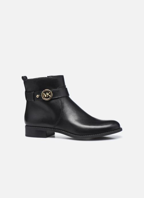 Bottines et boots Michael Michael Kors ABIGAIL FLAT BOOTIE Noir vue derrière