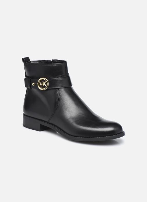 Bottines et boots Michael Michael Kors ABIGAIL FLAT BOOTIE Noir vue détail/paire