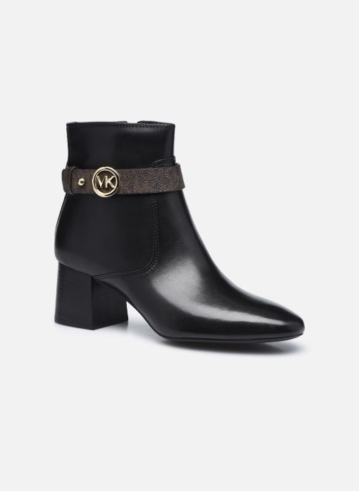 Boots en enkellaarsjes Michael Michael Kors ABIGAIL FLEX BOOTIE Zwart detail