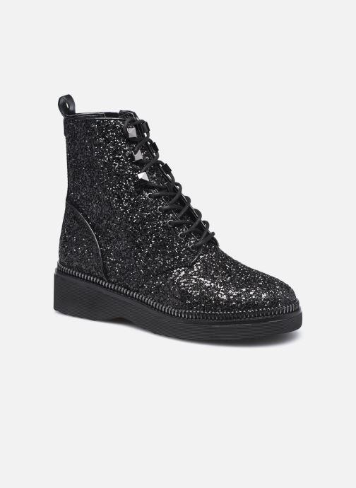 Stiefeletten & Boots Michael Michael Kors HASKELL BOOTIE schwarz detaillierte ansicht/modell