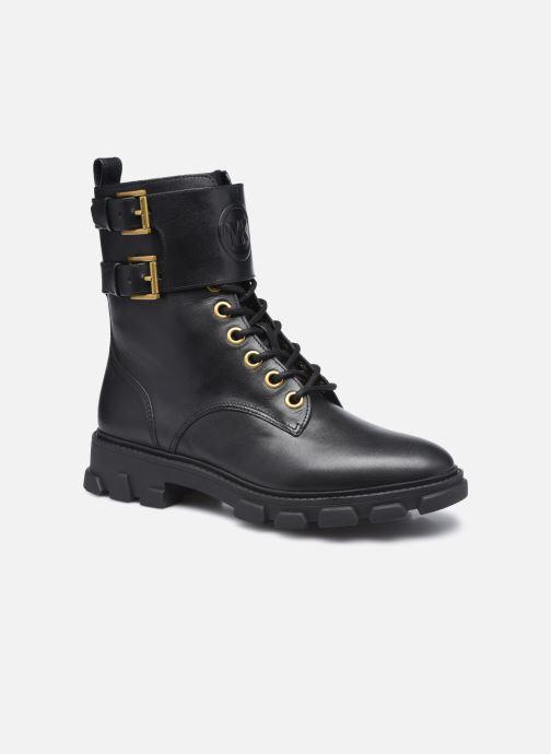 Boots en enkellaarsjes Michael Michael Kors RIDLEY ANKLE BOOT Zwart detail