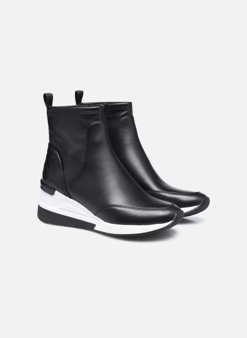 Sneakers Michael Michael Kors KINSEY BOOTIE Zwart 3/4'