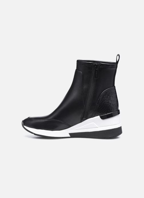 Sneakers Michael Michael Kors KINSEY BOOTIE Zwart voorkant