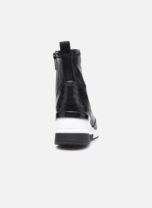 Sneakers Michael Michael Kors KINSEY BOOTIE Zwart rechts