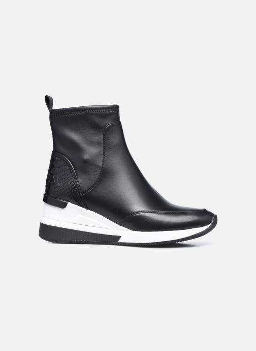Sneakers Michael Michael Kors KINSEY BOOTIE Zwart achterkant