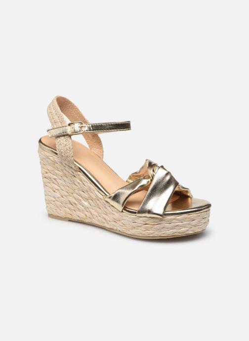 Sandalen I Love Shoes CAMOMILLE Goud en brons detail