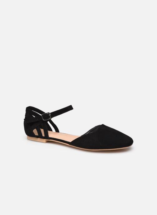 Sandalen I Love Shoes CAMELIA Zwart detail