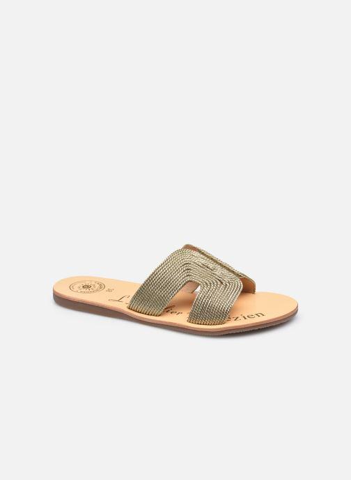Clogs & Pantoletten L'Atelier Tropézien SH329 gold/bronze detaillierte ansicht/modell