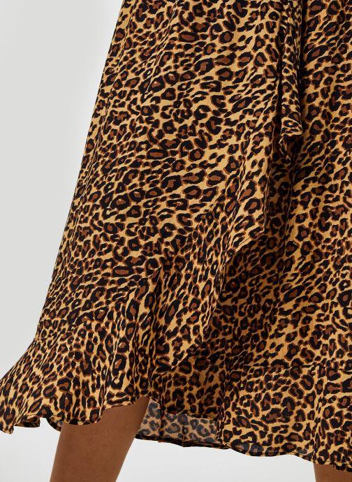 Vêtements Bizance Paris Christy Marron vue face