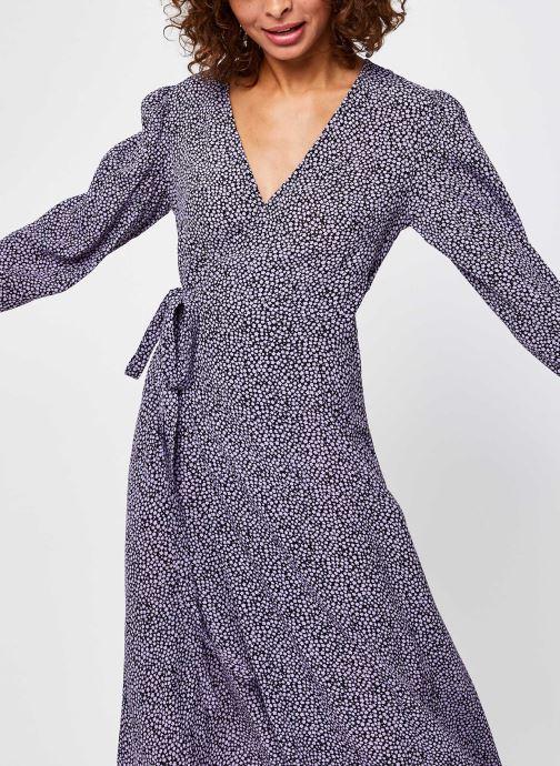 Vêtements Bizance Paris CARRIE Violet vue détail/paire