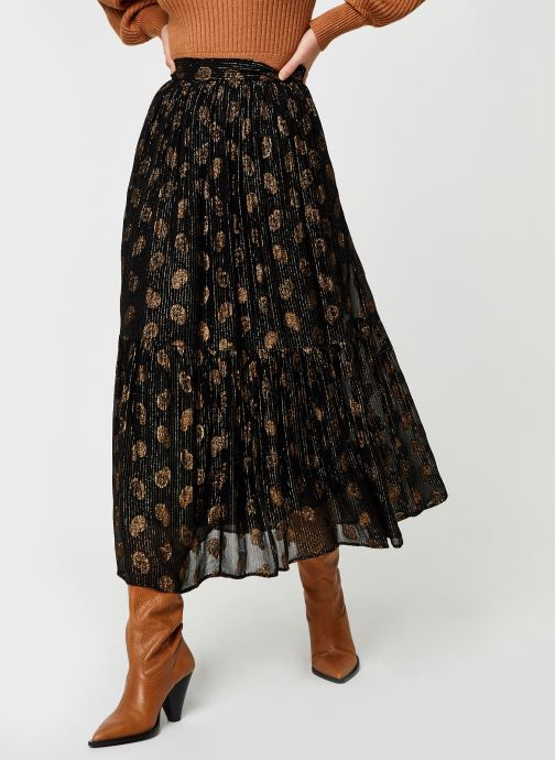 Vêtements Bizance Paris Cybille Noir vue détail/paire