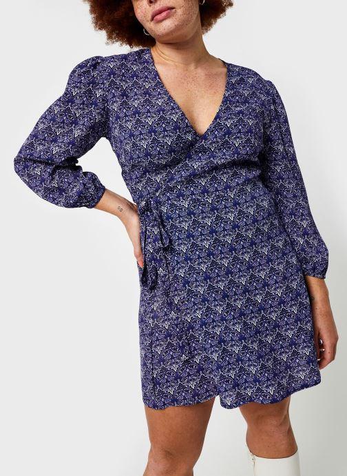 Vêtements Bizance Paris Cara Bleu vue droite