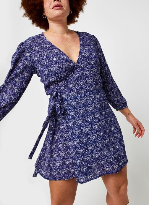 Vêtements Bizance Paris Cara Bleu vue détail/paire