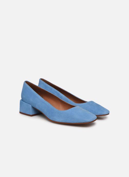 Décolleté Made by SARENZA Exotic Vibes Escarpins #5 Azzurro immagine posteriore