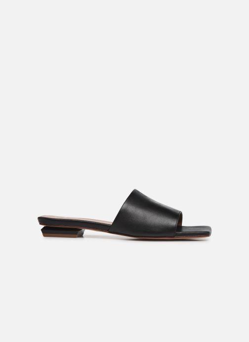 Mules et sabots Made by SARENZA Rustic Beach Sandales Plates #2 Noir vue détail/paire