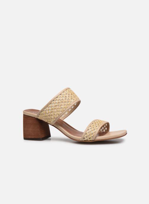 Sandales et nu-pieds Made by SARENZA Rustic Beach Sandales à Talons #5 Beige vue détail/paire