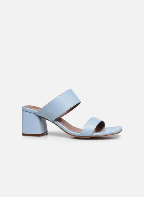 Sandalen Made by SARENZA Rustic Beach Sandales à Talons #5 Blauw detail