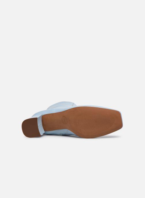Stivaletti e tronchetti Made by SARENZA Minimal Summer Boots #1 Azzurro immagine dall'alto