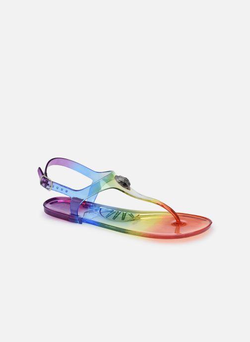 Sandales et nu-pieds Kurt Geiger MADDISON RAINBOW Multicolore vue détail/paire