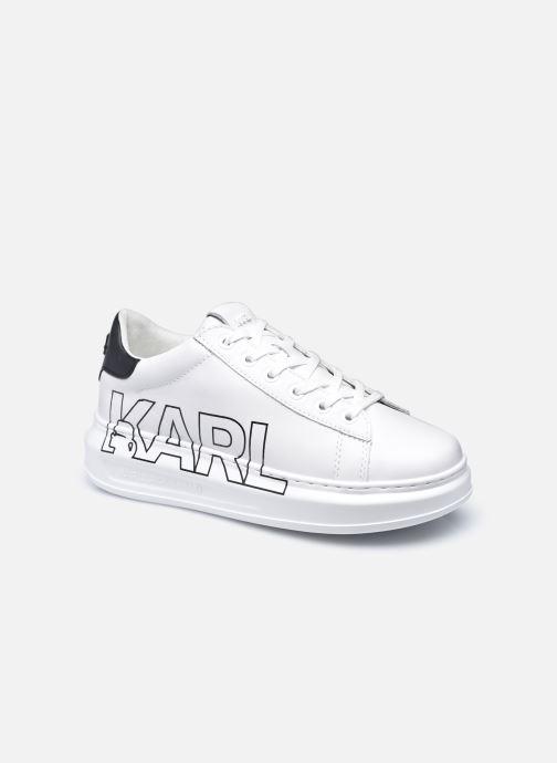 Sneakers Kvinder Kapri Karl Outline Logo