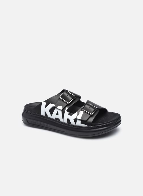 Kapri Double Buckle Karl Logo