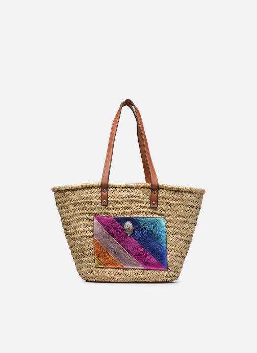 Bolsos de mano Kurt Geiger KENSINGTON BASKET SHOPPER Multicolor vista de detalle / par