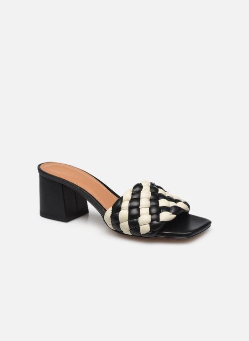 Clogs & Pantoletten Flattered Odessa schwarz detaillierte ansicht/modell