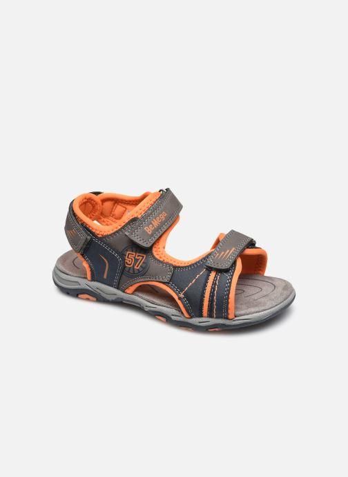 Sandalen I Love Shoes SUPERO Oranje detail