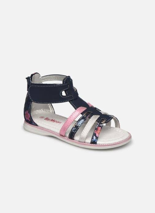 Sandales et nu-pieds I Love Shoes SUPINE Bleu vue détail/paire