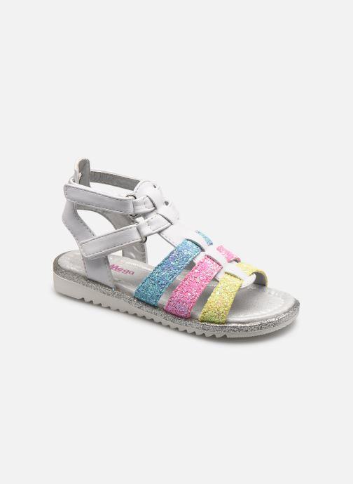 Sandales et nu-pieds I Love Shoes SUFLASH Blanc vue détail/paire