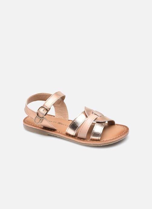 Sandales et nu-pieds Enfant KIMIMI LEATHER