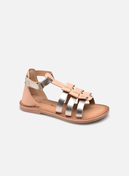 Sandales et nu-pieds Enfant KEJOLIE LEATHER