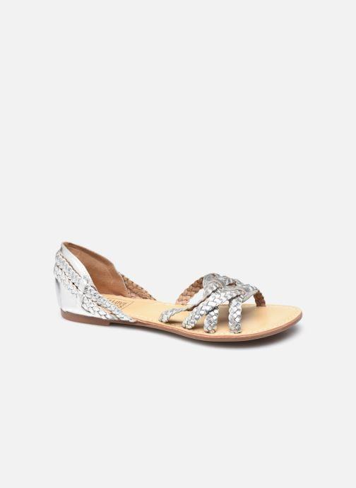 Sandales et nu-pieds I Love Shoes KILYA LEATHER Argent vue détail/paire