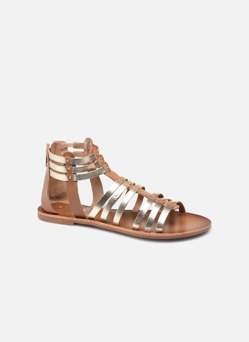 Sandalen I Love Shoes KASSIA LEATHER gold/bronze detaillierte ansicht/modell