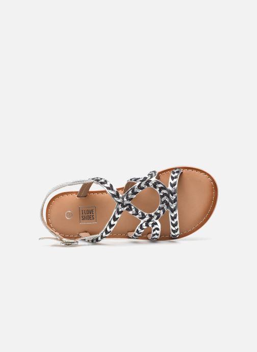 Sandalen I Love Shoes KENDAL LEATHER Blauw links