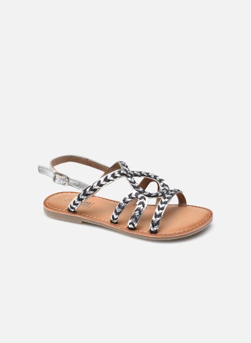 Sandales et nu-pieds I Love Shoes KENDAL LEATHER Bleu vue détail/paire