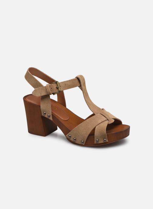 Sandali e scarpe aperte Georgia Rose Dariane Beige vedi dettaglio/paio