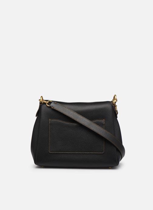 Sacs à main Coach May Shoulder Bag Noir vue face