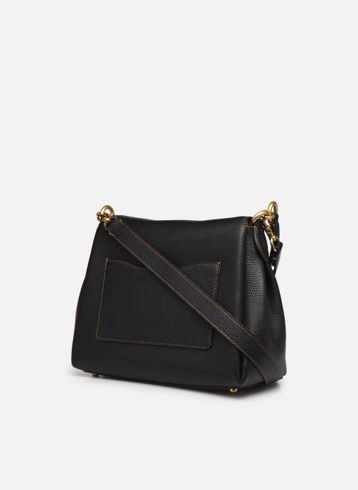 Sacs à main Coach May Shoulder Bag Noir vue droite