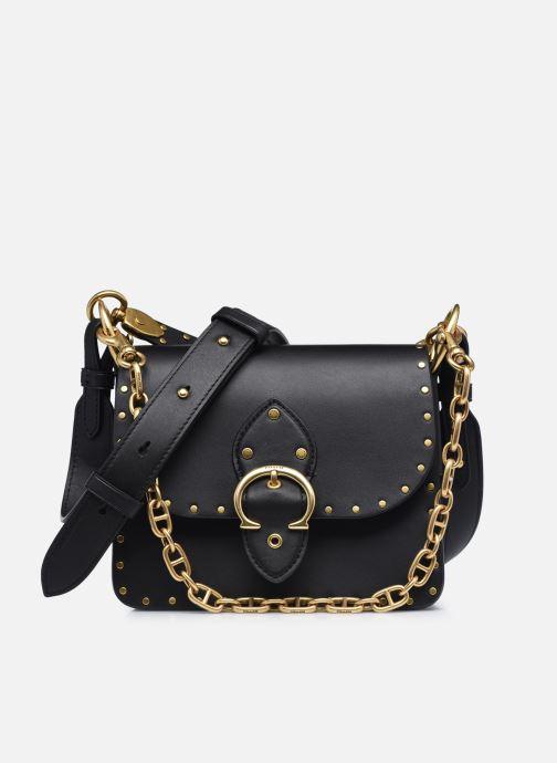 Handtassen Coach Beat Shoulder Bag 18 Zwart detail