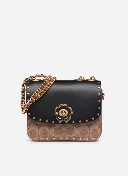 Handtaschen Coach Madison Shoulder Bag 16 braun detaillierte ansicht/modell