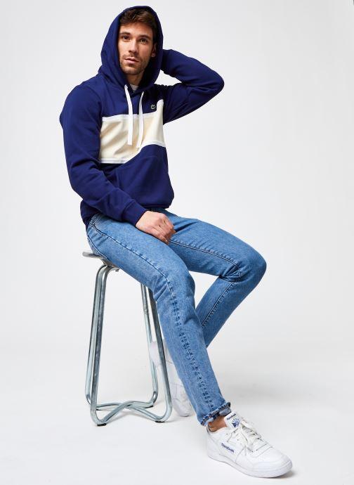Kleding Lacoste Sweatshirt ML SH0097 Blauw onder