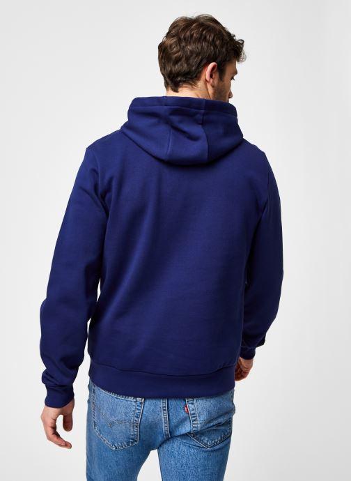 Kleding Lacoste Sweatshirt ML SH0097 Blauw model