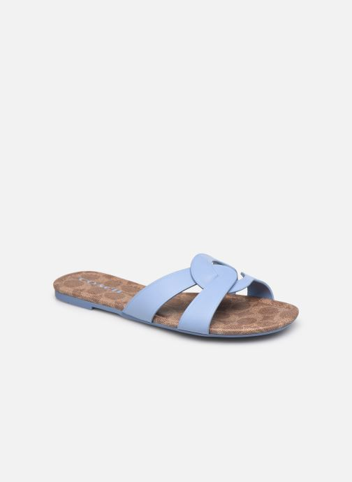 Mules - Essie Leather Sandal