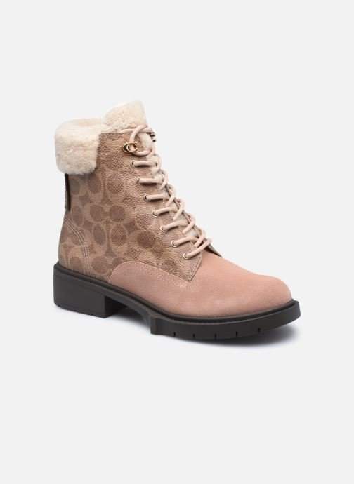 Bottines - Lorimer Coated Canvas Bootie